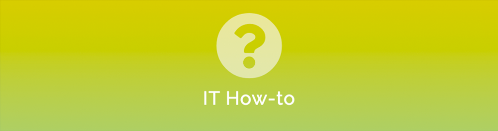 IT Networks How-To Logo