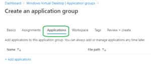 add additional apps