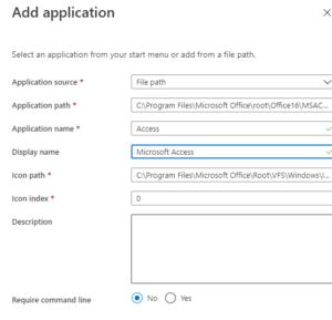 add additional apps path
