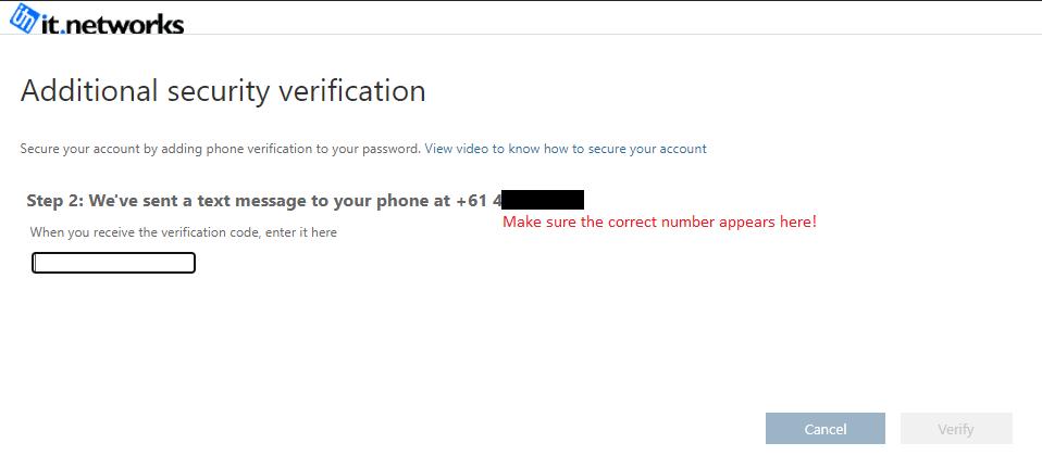 MFA Verification