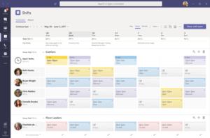 Microsoft 365 Teams Shifts